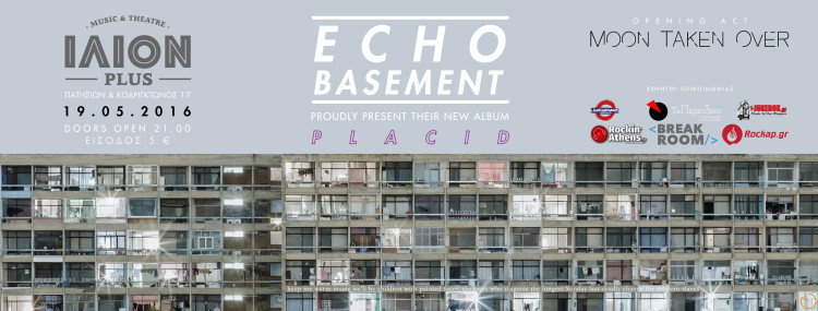 Echo Basement FB Cover Photo